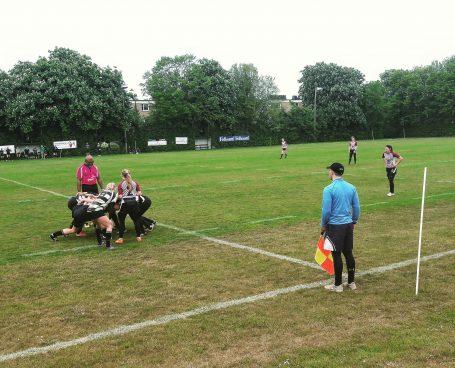 Ladies SM Round 3 - Trelleborh